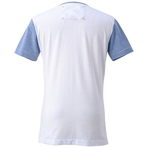 2014-2015 Arsenal Puma Pocket Tee (White) White