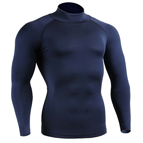KD-Willmax-Compression-Top-Full-Sleeve-Plain-Athletic-Fit-Multi-Sports-Cycling-Cricket-Football-Badminton-Gym-Fitness-Other-Outdoor-Inner-Wear