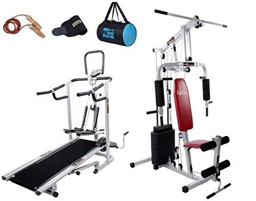 73f380f7831 Complete Home Gym Set !! Lifeline Hg 002 Square Home Gym !! Lifeline ...