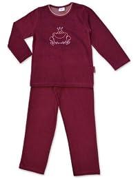 Frottee-Schlafanzug für Mädchen - Moonline