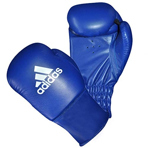 adidas Kinder Rookie 2 Boxhandschuhe, Blau, 8oz