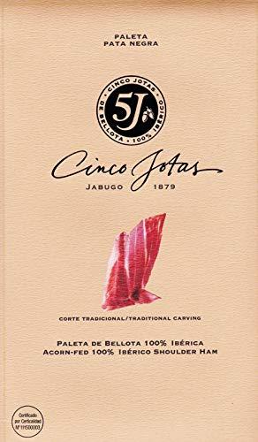 Paleta de Bellota Iberica loncheada 80g