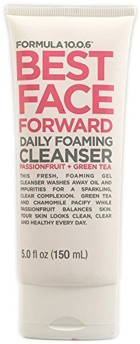 Formula 10.0.6 Best Face Forward Daily Cleanser 5.0 FL OZ by Formula 10.0.6 - Fresh Foaming Cleanser