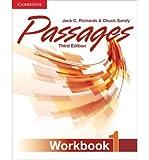 [(Passages Level 1 Workbook)] [Author: Jack C. Richards] published on (July, 2014)