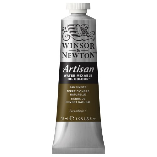 & 37 ml Winsor Newton Artisan-Tubetto di colore a olio diluibile con acqua N/A Terra d'ombra