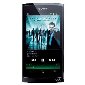 Sony NWZZ1060B MP3-Player 32GB (10,9 cm (4,3 Zoll) Touchscreen, Android OS) schwarz