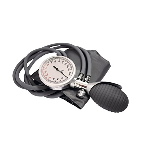 Schlauch-messer (Manuelles Blutdruckmessgerät PREMIUM 2-Schlauch RR-Messer)