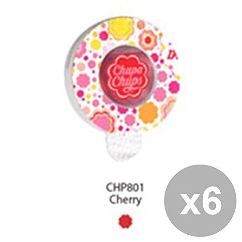 Preisvergleich Produktbild Chupa Chups 6 Set Scent Frühling 4,5ml Kirsche Chp801 Clean Car Wash