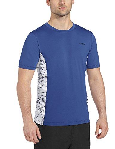 Rono Herren T-Shirt Präsentations, Surf The Web (391), M, 1127890