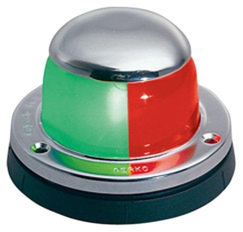Perko 0972dp0chr Türschließer Chrome Bi-Color Marine Bow Light -