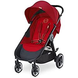 CYBEX Agis M-Air4 Baby Stroller, Hot and Spicy by Cybex
