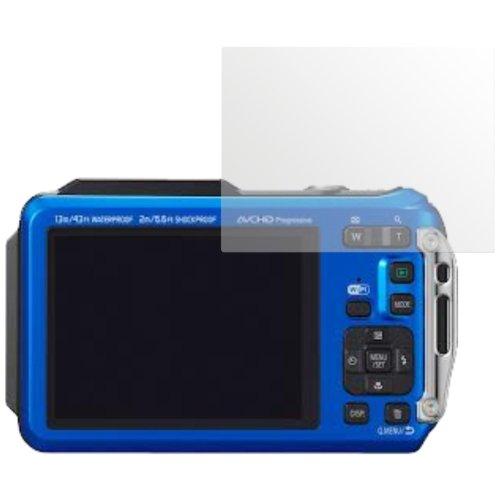 dipos I 2X Schutzfolie matt passend für Panasonic Lumix DMC-FT5 Folie Displayschutzfolie