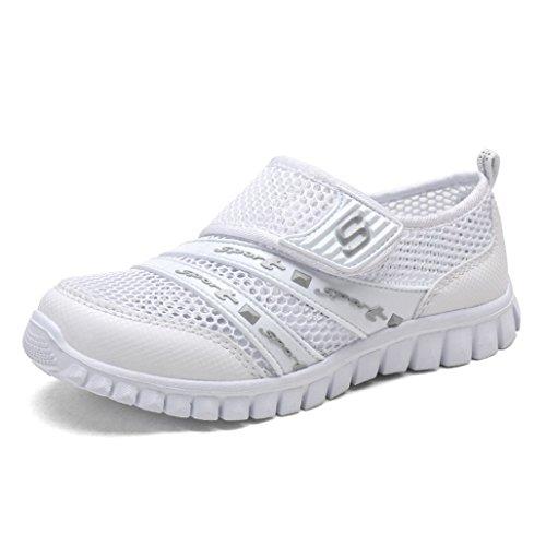 Eagsouni Unisex Kinder Sommer Atmungsaktives Mesh Sportschuhe Schuhe Weichen Boden Freizeitschuhe