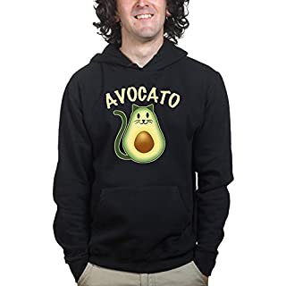 Avocado AvoCato Cat (Kitten, Kitty) Pet Kapuzenpullover