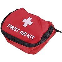 Erste-Hilfe-Kit 0,7L Red PVC Outdoor Camping Notüberlebens leere Beutel Verband Drug Wasserdichte Aufbewahrungstasche preisvergleich bei billige-tabletten.eu