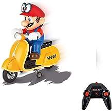 Carrera RC Nintendo Super Mario Odyssey Scooter 370200992 ferngesteuerter Roller mit Figur für Kinder & Erwachsene