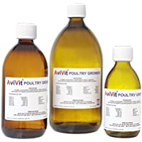 AviVit® - High Strength Poultry Chick and Grower Vitamins/Minerals - 3 Sizes (Standard (250ml))