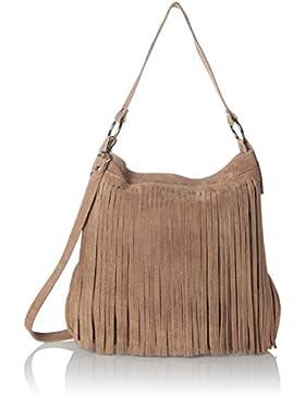 Bags4Less Damen Tipi Umhängetasche, 20x35x38 cm