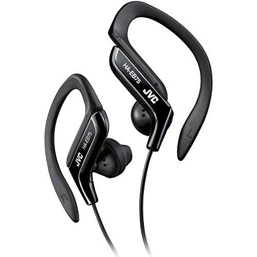 JVC HA-EB75 Negro Intraaural auricular - Auriculares (Intraaural, Alámbrico, 16-20000 Hz, 105 dB, 1,2 m, Negro)