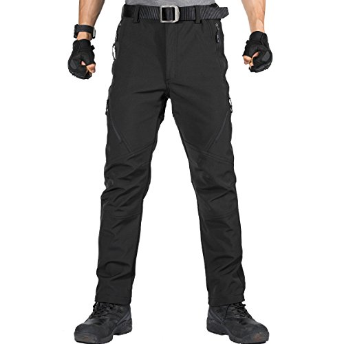 FREE SOLDIER - Pantalones Softshell Hombre