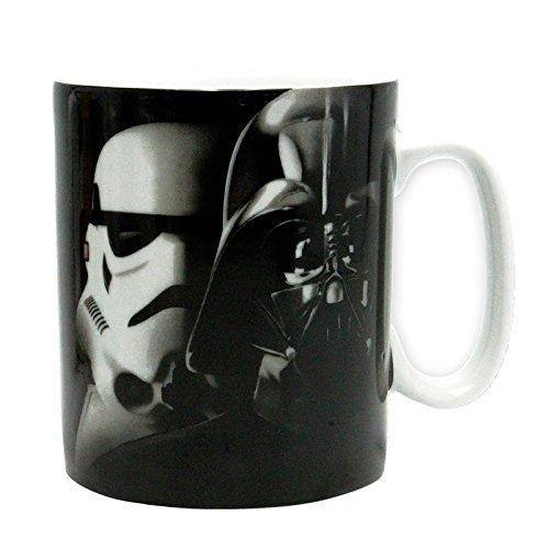 """ABYstyle ABYMUG135 Tasse Star Wars \""""Vader/Troopers\"""", 460 ml"""