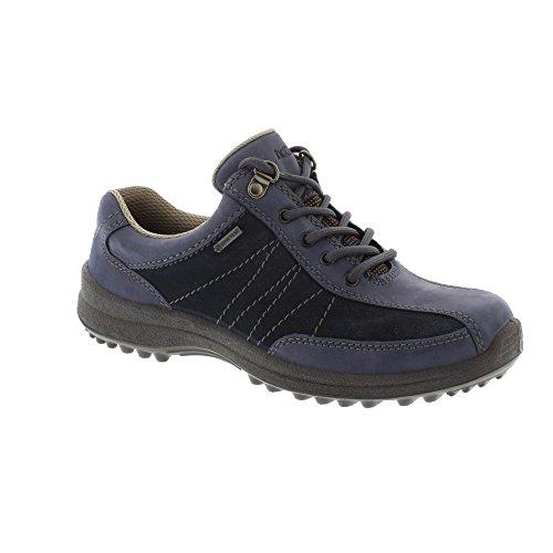 Hotter Women Orla Snow Boots, Blue (Navy), 6 UK 39 EU