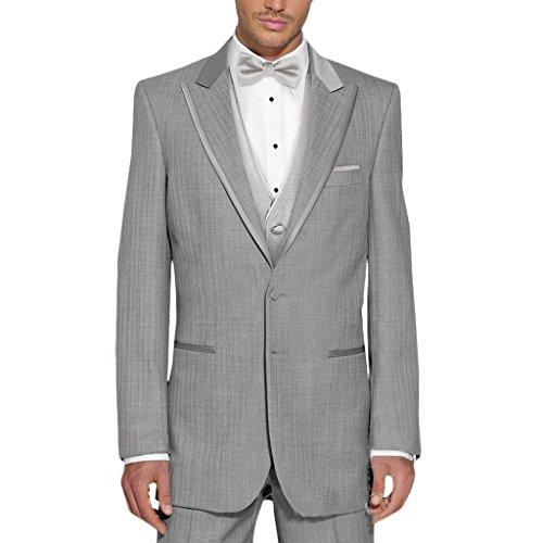 MYS personalizzato da uomo Peak-Pantaloni in tuta da bavero-Gilet, colore: