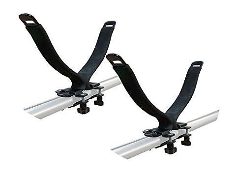 Dach Rack Bar montiert Kajak Carrier Halterung Hält x1universell