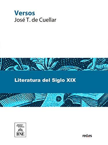 Versos por José T de Cuéllar