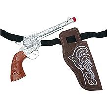 My Other Me - Revolver con funda, talla única (Viving Costumes MOM01508)