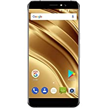 "Ulefone S8 Pro - 5,3"" 4G FDD-LTE Smartphone, Androide 7,0 Quad Core 2GB+16GB, Cámaras Traseras Duales 13MP + 5MP y Frontal 5MP, SIM Dual, Desbloqueo de Huellas Dactilares, Teléfono Móvil, Negro"