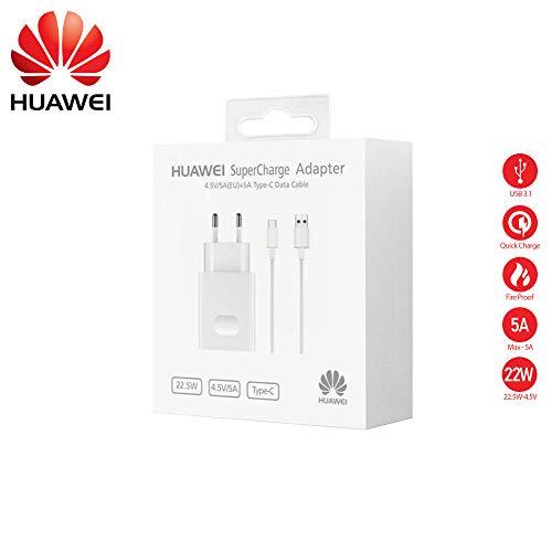 Cargador Original Huawei AP81 Carga Rapida SuperCharge