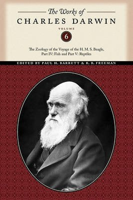 [The Works of Charles Darwin: The Zoology of the Voyage of the H. M. S.