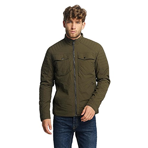 JACK & JONES Herren Jacke Jcocatel Jacket Olive