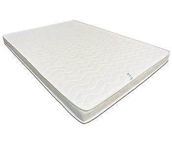 Baldiflex Matelas Easy Memory, 2 cm de mousse de mémoire, Coton orthopédique, 140x200x17 cm