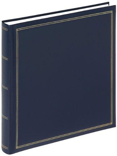 walther design FA-260-L Classicalbum Monza, blau, 34x33 cm