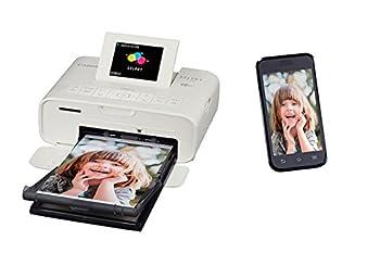 Canon Selphy Cp1200 Photo Printer - White 2