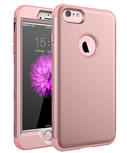 iPhone 6Plus Case, iPhone 6S Plus Fall, skylmw DREI Schicht Heavy Duty High Impact Resistant Hybrid Schutzhülle Case für iPhone 6Plus/6S Plus (nur für 14cm) (Hybrid Iphone Case 6plus)