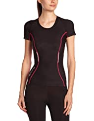 Skins A200 Top Short Sleeve T-Shirt de compression femme