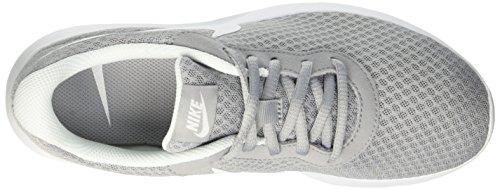 Nike  Wmns Tanjun, Entraînement de course femme Multicolore (Wolf Grey/white)