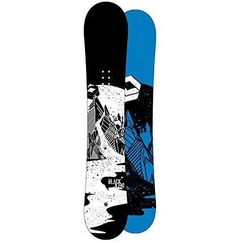 Ftwo Herren Freestyle Snowboard BLACKDECK 2020 Camber ~ 162 cm Wide -