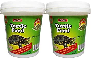 AquaNature Taiyo Turtle Food 45g (Pack of 2)