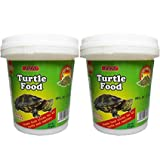 #1: AquaNature Taiyo Turtle Food 45g (Pack of 2)