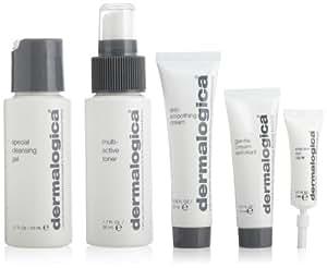 skin kits by dermalogica normal to dry skin kit amazonco