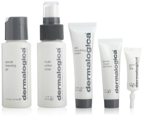 Dermalogica Kit (Dermalogica Skin Kit Normal/ Dry Unisex, Beauty Set, 1er Pack (1 x 136 ml))