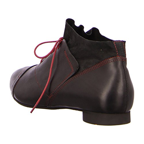 Think!  GUAD Boot, Bottes Desert courtes, doublure froide femmes SZ/ROSSO