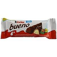 Kinder Bueno Set de 3 Barres Chocolatées au Lait et Noisettes  43 g
