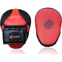 SUNERLORY Kick Target Pad Practica Velocidad Interior Duradera al Aire Libre con Correa para la mu/ñeca Principiante Entrenamiento Ayuda Ejercicio Ejercicio Taekwondo Fuerza