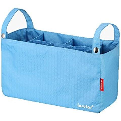 vvvip nuevo bolso Insertar Organizador para elegante madres, 7Bolsillos, convierte tu favorito bolso en una bolsa de pañales de moda, hecho de Material especial nailon 600d, multifunción, resistente al agua, lavable a DE grosor de nailon
