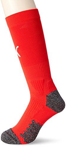 PUMA Herren Liga Training Crew Socks Stutzen, Red White, 3 -